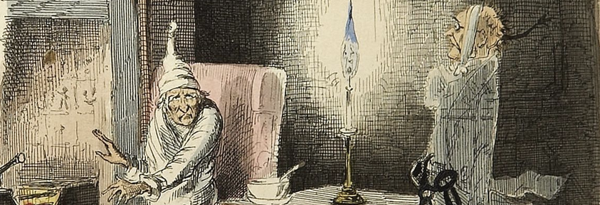 5 things Scrooge can teach us about Social Media