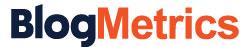 blogmetrics logo